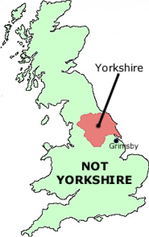 See, not in Yorkshire